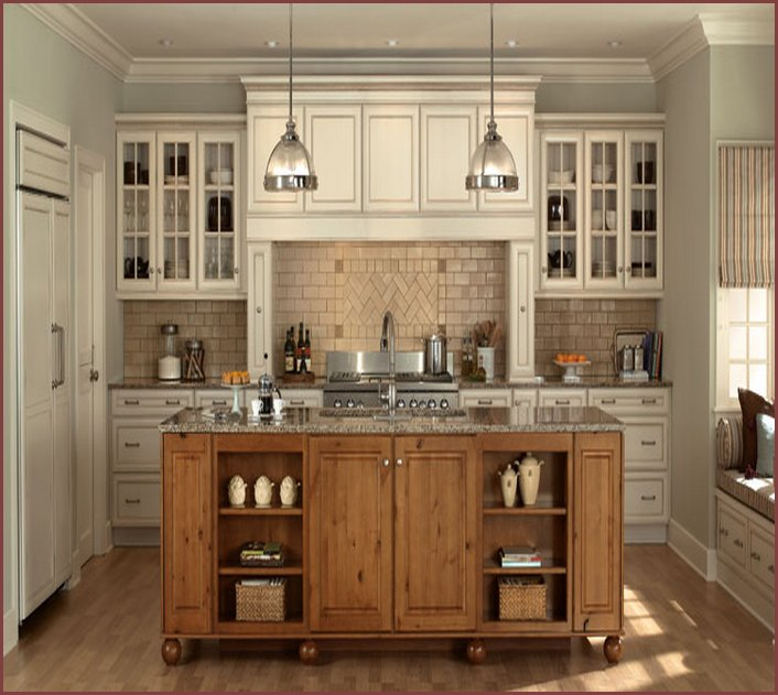 Antique-White-Kitchen-Cabinets-picture